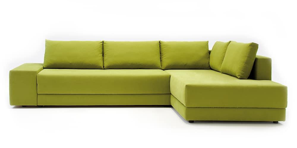 CONFETTO Eckschlafsofa mit Bettkasten - Liegefläche in ca. 130x230 cm und 150x230 cm erhältlich