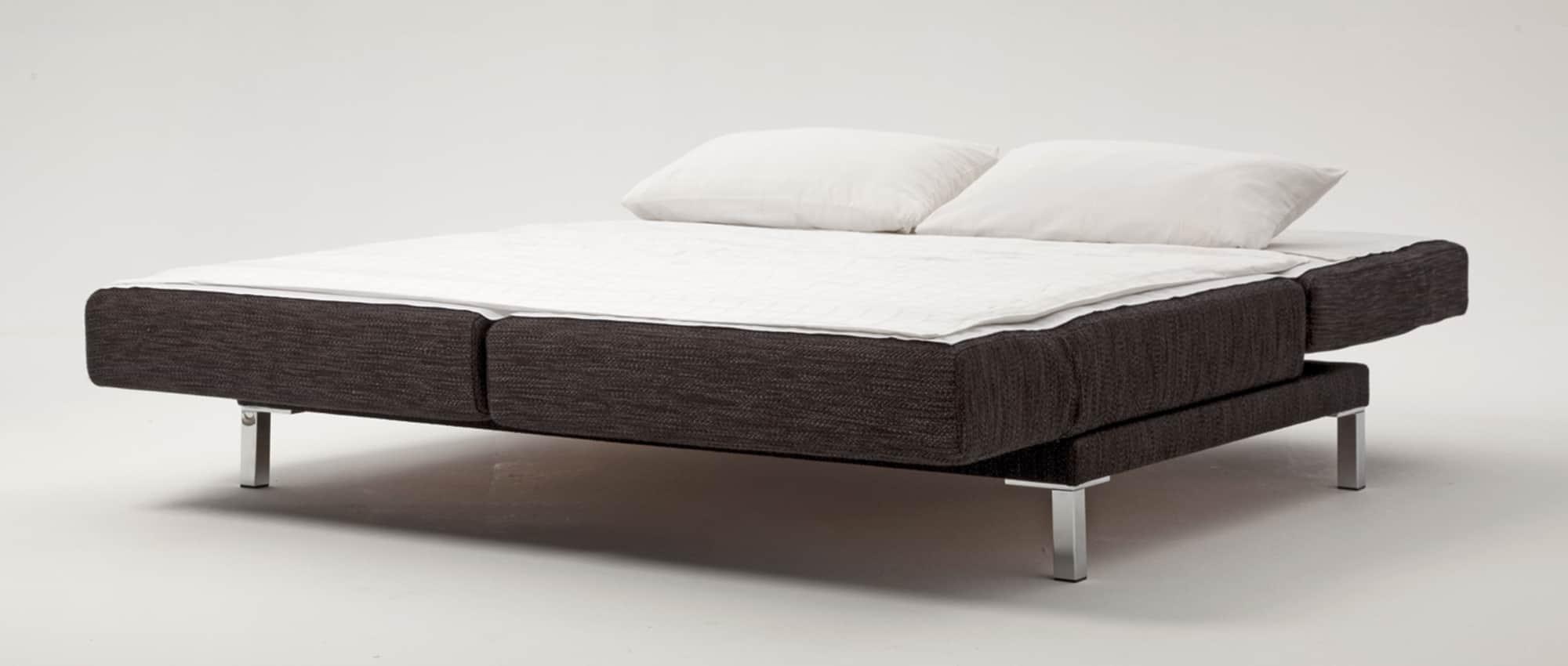 RIGA XL Schlafsofa von Franz Fertig - Liegefläche ca. 180x200 cm. sofa mit Schlaffunktion. Bettsofa. Gästebett für 2 Personen.