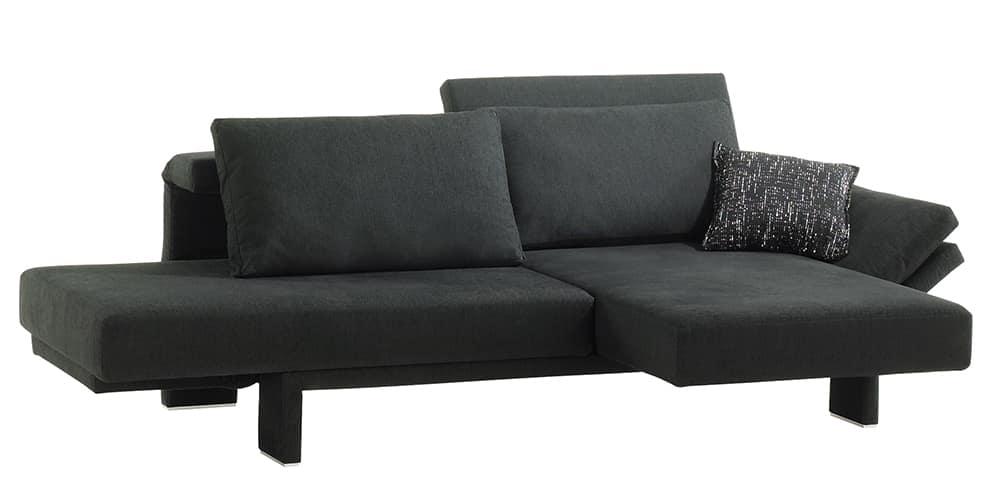 SCENE Schlafsofa von Franz Fertig. Multifunktionales Sofa. Sofa mit Schlaffunktion. Sofabett und Bettsofa